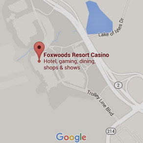 Foxwood casino gift certificate