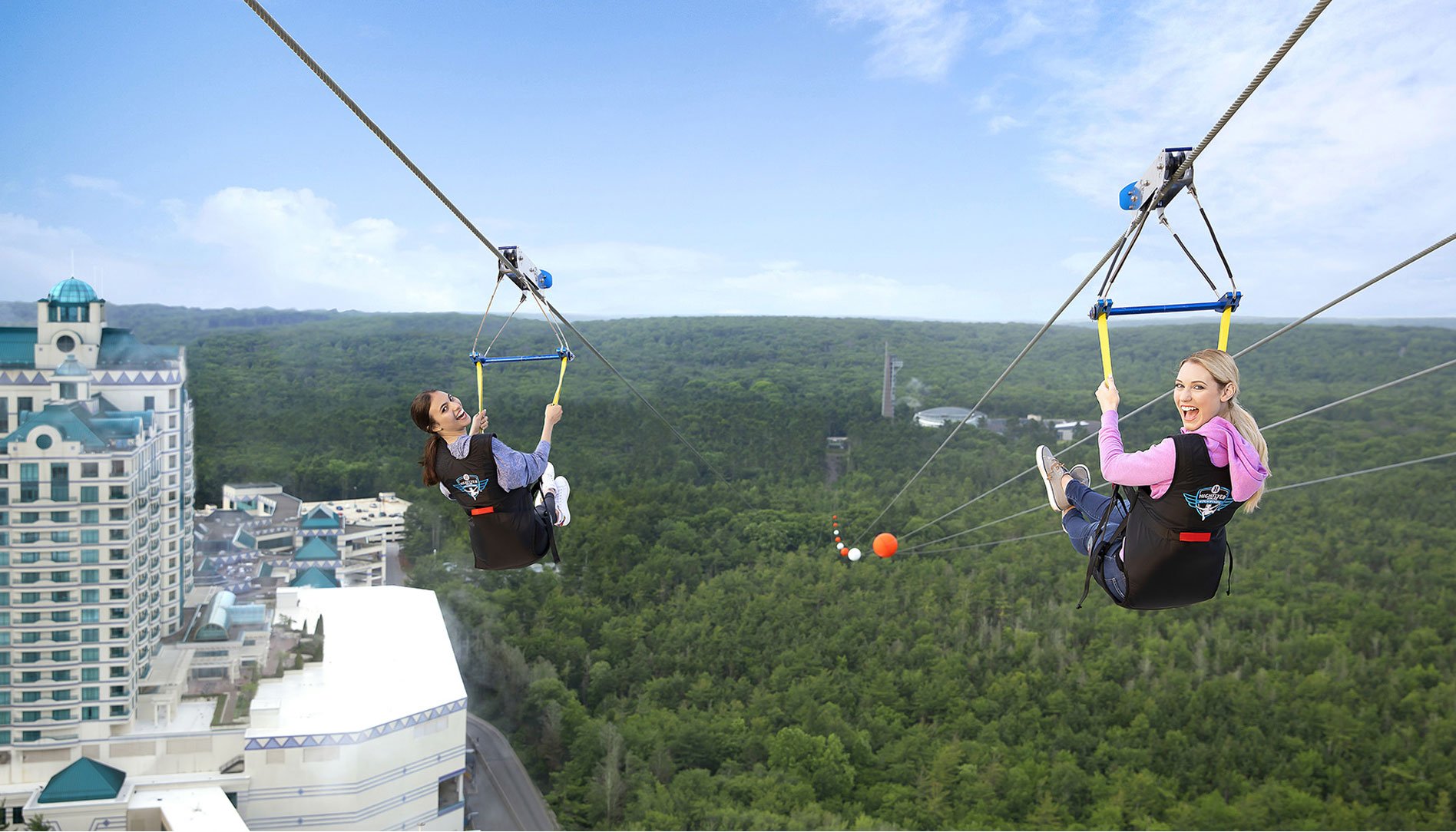 HIGHFLYER ZIPLINE
