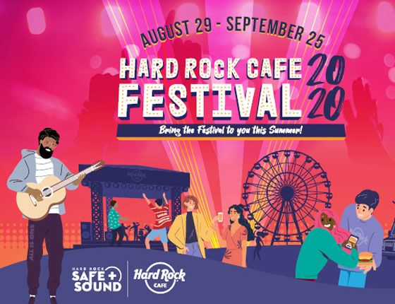 HARD ROCK CAFE FESTIVAL