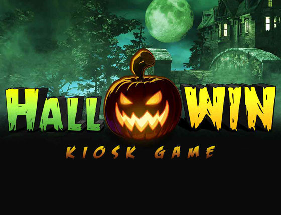 HALLOWIN KIOSK GAME