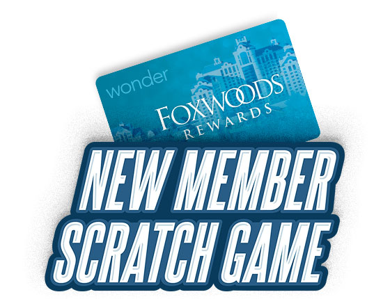NEW MEMBER SCRATCH GAME