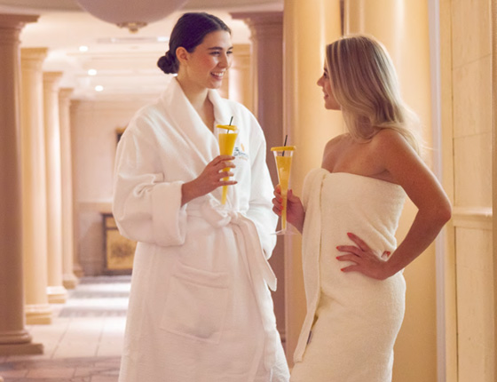 NORWICH SPA AT FOXWOODS Callout